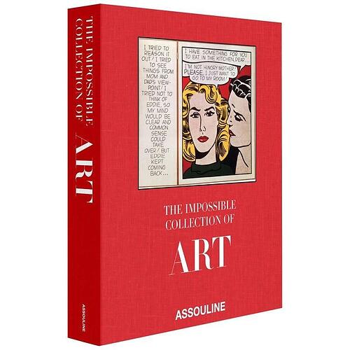 15 impossible collection of art book