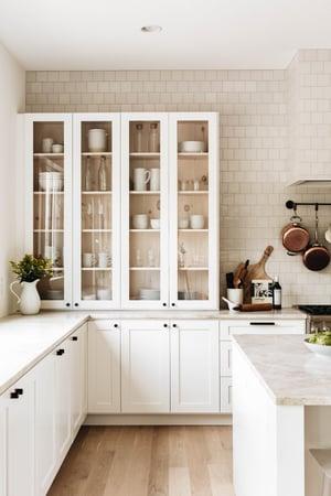 Henri Interiors Swedish Farmhouse Kitchen