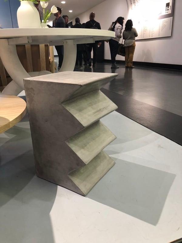 consort design side table