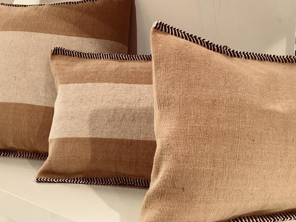 Randi and Will Collection pillows