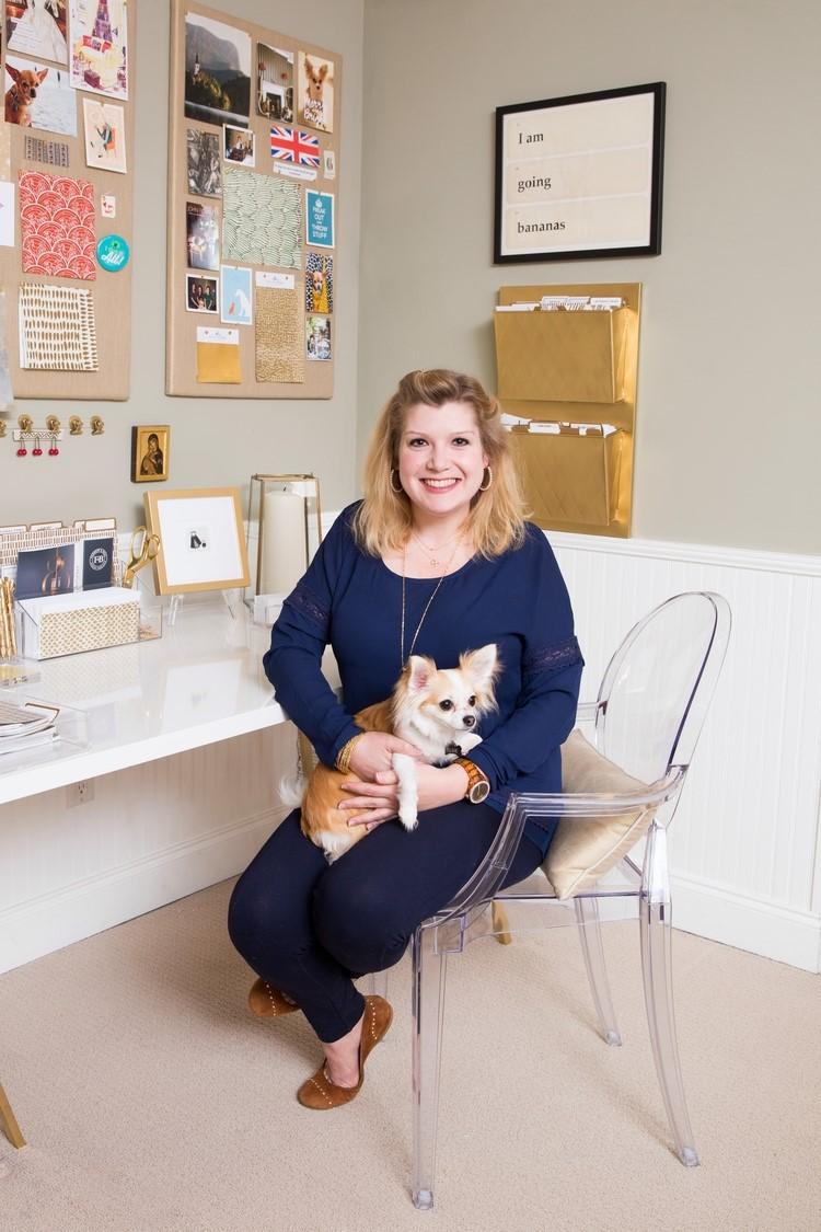 Anna Louise Wolfe interior designer
